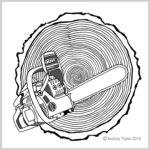 Geo Coin Design by Andrea Tripke