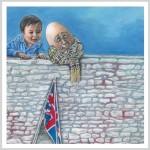 Humpty Dumpty by Andrea Tripke