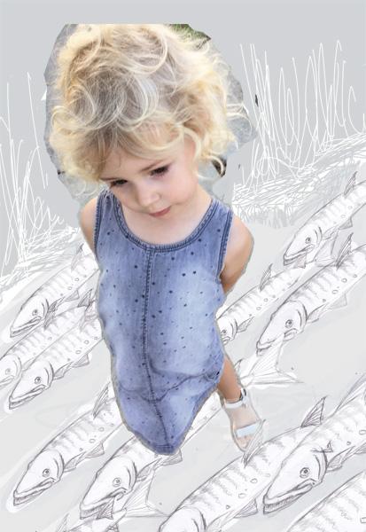 LilyBlu&fish.sketch.blog