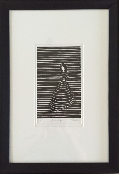 Little.Lady.print.framed