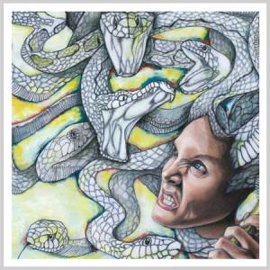 Medusa by Andrea Tripke