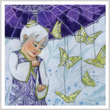 Butterflies by Andrea Tripke