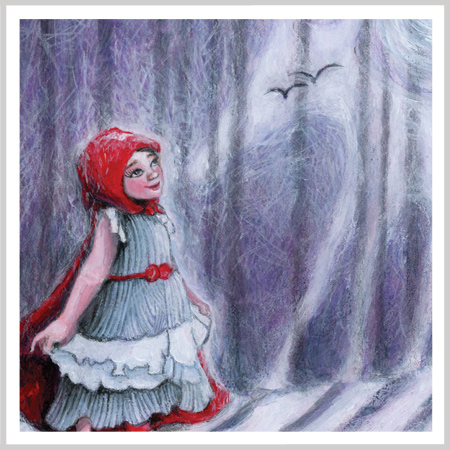 Little Red Ridinghood by Andrea Tripke