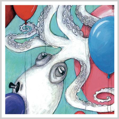Balloon Ride by Andrea Tripke