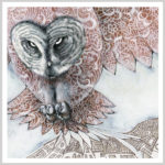 The Owl by Andrea Tripke