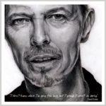 David Bowie by Andrea Tripke