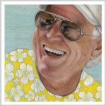 Jimmy Buffett by Andrea Tripke