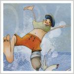 Moby Dick III by Andrea Tripke